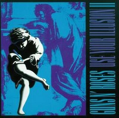 Guns N Roses - Use Your Illusion II (NEW CD)