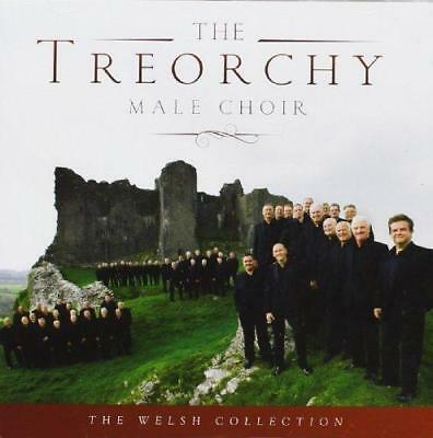 The Treorchy Male Voice Choir - The Welsh Collection (NEW CD)