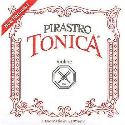 Pirastro Violin Strings Tonica Set Medium Gauge Quick Uk Dispatch Rrp £29.99