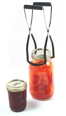 Norpro 600 Comfort Grip Canning Jar Lifter Canning Preserving