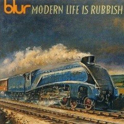 "Blur - Modern Life Is Rubbish (NEW 2 x 12"" VINYL LP)"