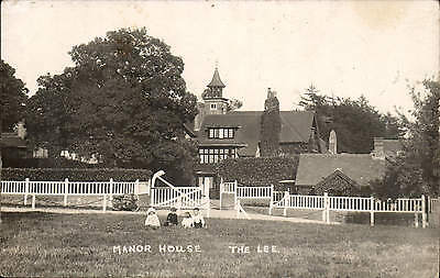 The Lee near Great Missenden. Manor House.