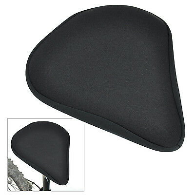 TRIXES Premium Gel Tech Bike Saddle Seat Cover Size 22.5cm x 25.5cm PGSAD2B