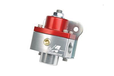 Aeromotive Fuel Pressure Regulator 5-12 psi Red and Clear Anodized Universal EA