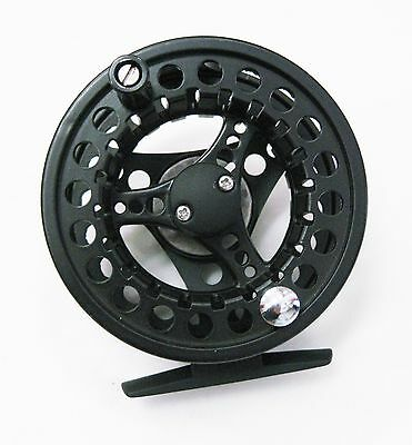 #5/6 Aluminum Fly Reel  (with Large Arbor)
