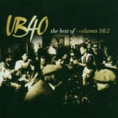 UB40 - The Best Of UB40 Volumes 1 And 2 (NEW 2CD)