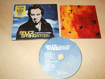 Bruce Springsteen - Working on a Dream (CD) 13 Tracks - Ex Cond - Fast Postage