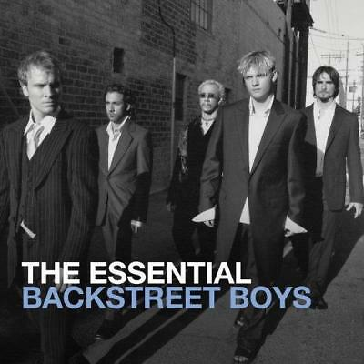 Backstreet Boys - The Essential Backstreet Boys (NEW 2CD)