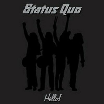 Status Quo - Hello (NEW CD)