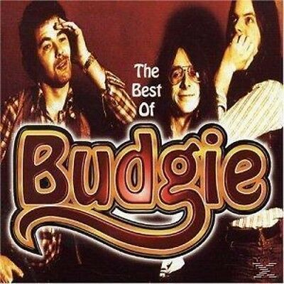 Budgie ( Brand New Cd ) The Very Best Of / Greatest Hits Collection ( Breadfan )