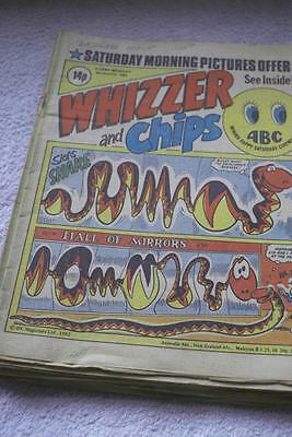 Whizzer & Chips Comic 6 March 1982