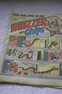 Whizzer & Chips Comic 6 February 1982