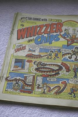 Whizzer & Chips Comic 16 January 1982