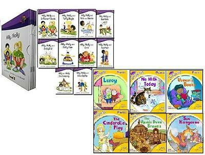 Oxford Reading Tree Julia Donaldson Songbirds, Read At Home Milly Molly  Level-5