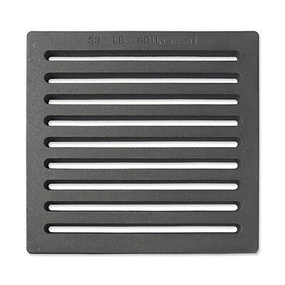 Ascherost 22x22 cm Gussrost Ofenrost Kaminrost Feuerrost Rost Spartherm
