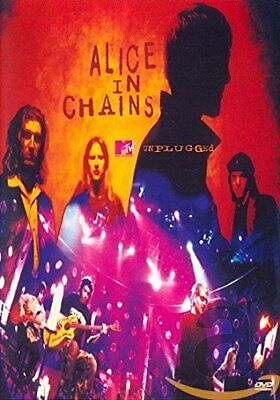 Alice In Chains - Unplugged (NEW DVD)