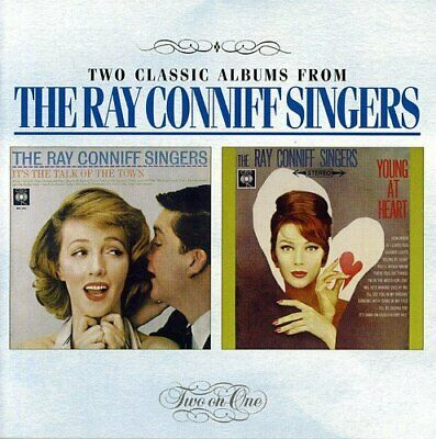 Ray Conniff Singers - It's The Talk Of The... (NEW CD)