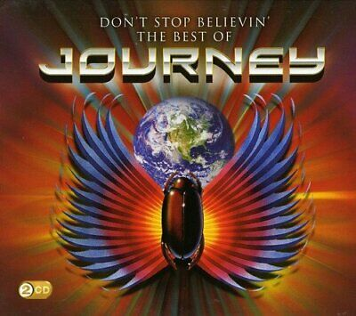 Journey - Don't Stop Believin': The Best (NEW CD)