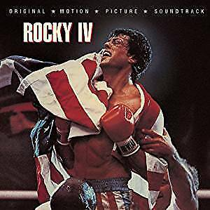 Rocky IV (4) - Soundtrack (NEW CD)
