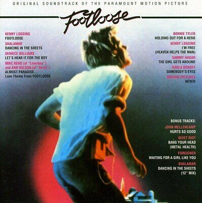 Shalamar / Footloose (Related Recordings) (15th Anniversary Collectors (NEW CD)