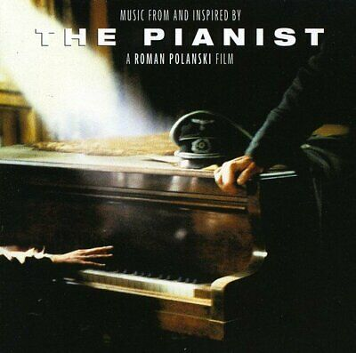 The Pianist (Original Motion Picture Soundtrack) - Various (NEW CD)