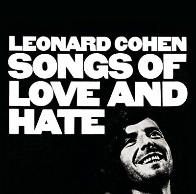 Leonard Cohen - Songs Of Love And Hate (NEW CD)