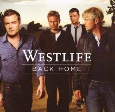 Westlife - Back Home (NEW CD)