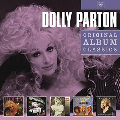 Dolly Parton - Original Album Classics (NEW CD)