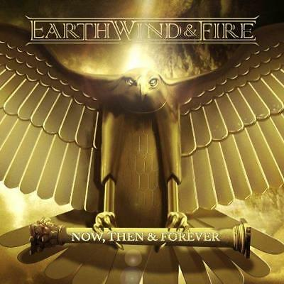 Earth, Wind & And Fire - Now, Then & And Forever - Deluxe Edition (NEW CD)