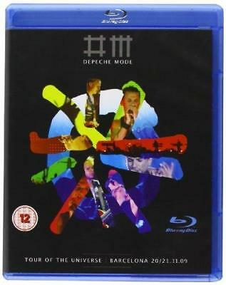 Depeche Mode - Depeche Mode: Tour Of The Universe - Barcelona 20/2 (NEW BLU-RAY)