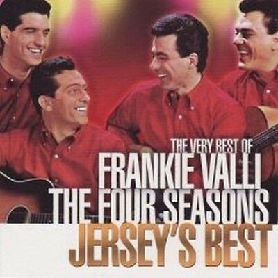 Frankie Valli (New 2 Cd Set) (Jersey Boys / Jersey's Very Best Of) Greatest Hits