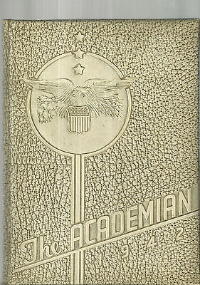 Holy Family Academy High School Yearbook Chicago 1942