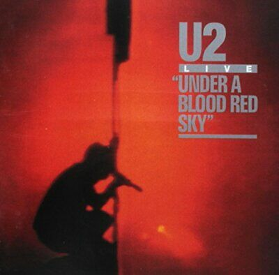 U2 - Under A Blood Red Sky (NEW CD)