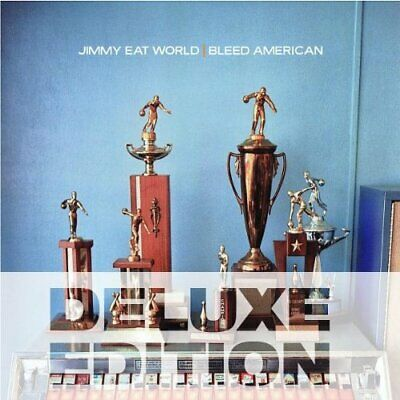 Jimmy Eat World - Bleed American Deluxe (NEW CD)