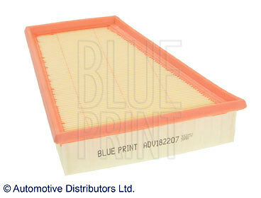 Fit with SEAT IBIZA Air Filter ADV182207 1.2 03/08-onwards