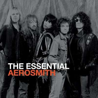 Aerosmith ( New Sealed 2 Cd Set ) The Essential Greatest Hits / Very Best Of