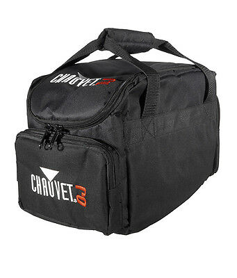 Chauvet DJ CHS-SP4 VIP Soft Gear Bag Designed For SlimPar/Obey+Cables CHSSP4