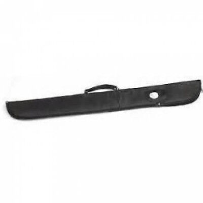 A Soft Case For A 2 Piece Full Size Pool / Snooker Cue
