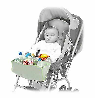 Kid Baby gray Stroller Organizer Portable hanging Bag  baby carriage outside