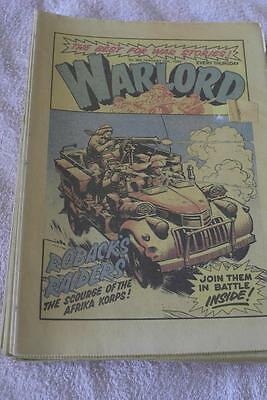 WarLord No. 382 January 16th 1982