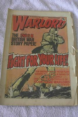 WarLord No. 127 February 26th 1977