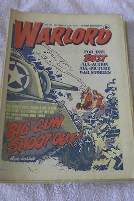 WarLord No. 103 September 11th 1976