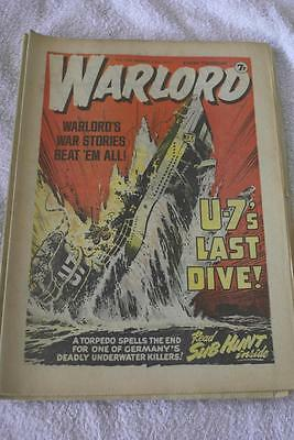 WarLord No. 128 March 5th 1977
