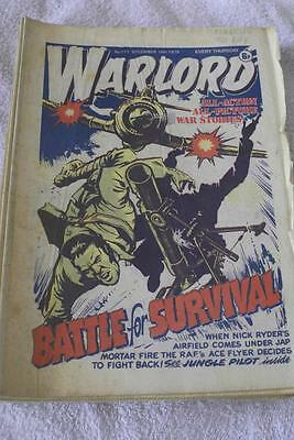 WarLord No. 105 September 25th 1976