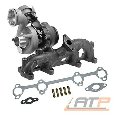 Abgas-Turbo-Lader Audi A3 8P 8P1 8Pa 77Kw 105 Ps Motorcode Bkc Bxe 1.9 Tdi