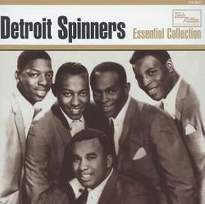 Detroit Spinners - Essential Collection (NEW CD)