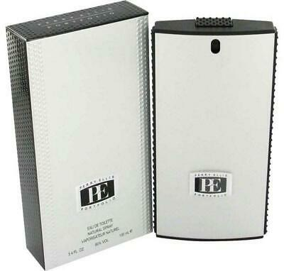 PE PORTFOLIO by Perry Ellis cologne for him EDT 3.3 / 3.4 oz New in Box