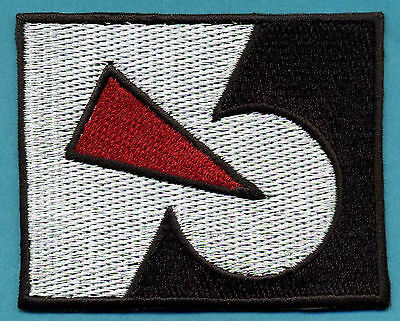 "3.25"" x 2.625"" Farscape Peacekeepers Logo Embroidered Patch"