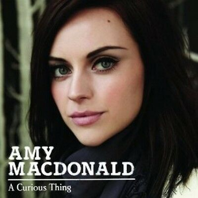 Amy Macdonald - A Curious Thing (NEW CD)