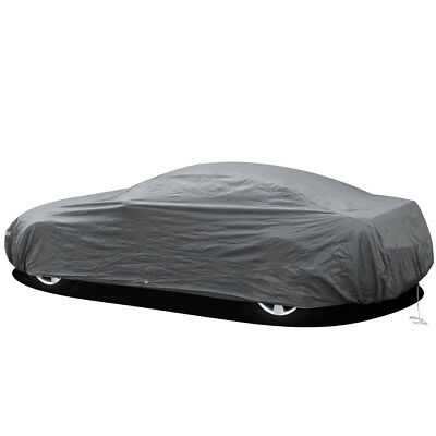 1 Layer Car Cover Indoor Dust Dirt Scratch Protection + Bag Fits BMW 5 Series
